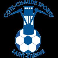 Côte Chaude Sportif Saint-Ètienne logo