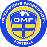 Olympique Marcquois Football logo