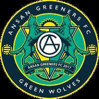 Ansan Greeners FC logo