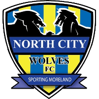 North City Wolves FC clublogo