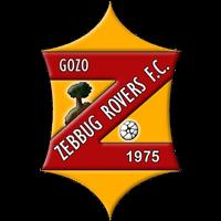 Żebbuġ Rovers club logo
