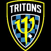 Treasure Coast Tritons logo