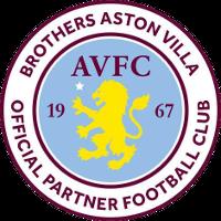 Brothers Aston Villa FC clublogo