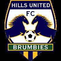 Hills United FC clublogo