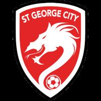 Saint George FA clublogo