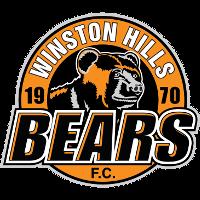 Winston Hills FC clublogo