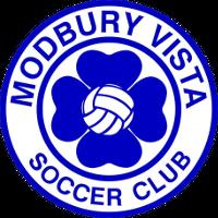 Modbury Vista SC clublogo