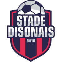 Stade Disonais club logo