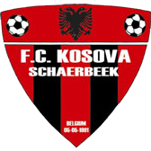 FC Kosova Schaerbeek clublogo