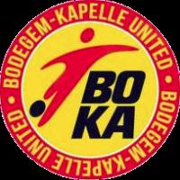 Bodegem Kapelle United clublogo