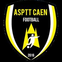 ASPTT Caen Football logo