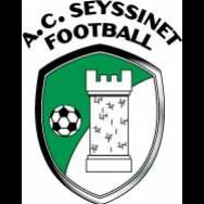 AC Seyssinet logo