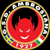 Ambrosiana club logo