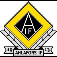 Ahlafors IF club logo