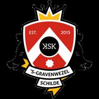KSK 's Gravenwezel-Schilde clublogo