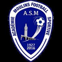 AS Moulins Football logo