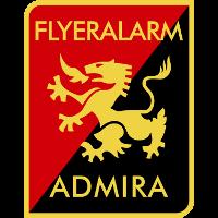 FC FLYERALARM Admira U19 logo