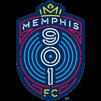Logo of Memphis 901 FC