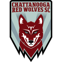 Red Wolves club logo