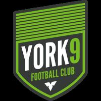 York United FC logo