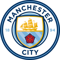 Logo of Man City