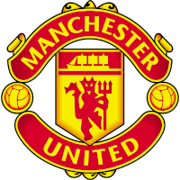 Man Utd club logo