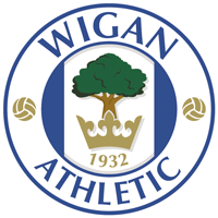 Logo of Wigan Athletic
