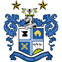 Bury club logo