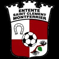 Entente Saint-Clément-Montferrier logo