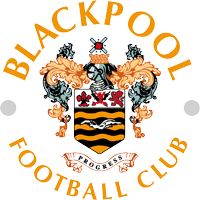 Blackpool club logo