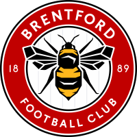 Brentford club logo