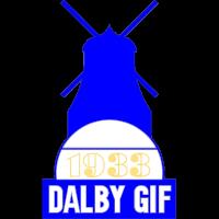 Dalby club logo