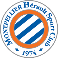 Montpellier club logo