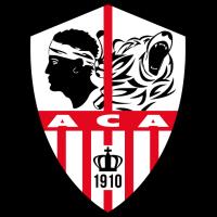 AC Ajaccio club logo