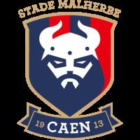 Caen club logo