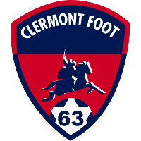 Clermont Foot club logo