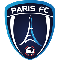Paris FC club logo