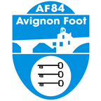 Avignon Foot 84 club logo