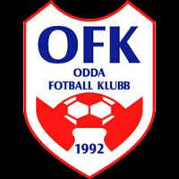 Odda FK clublogo