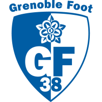 Logo of Grenoble Foot 38