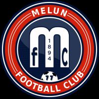 Melun FC club logo