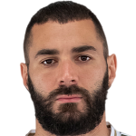Profile photo of Karim Benzema
