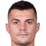 Granit Xhaka profile photo