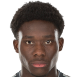 Alphonso Davies profile photo
