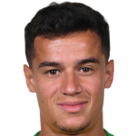 Profile photo of Philippe Coutinho