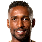 Jermain Defoe face